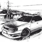 Toyota Carina Car Tees