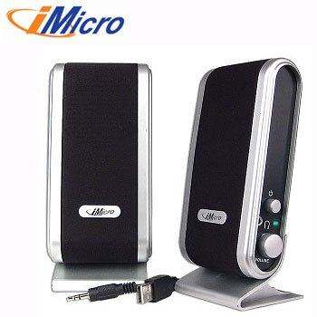 iMICRO� USB POWERED SPEAKERS