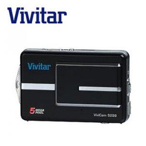 VIVITAR  ViviCam 5.0MP DIGITAL CAMERA