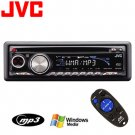 JVC AM/FM CD RECEIVER