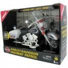 BUDDY L  HARLEY DAVIDSON HIGHWAY PATROL MODEL WITH SOUND