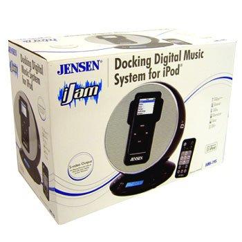 JENSEN  DOCKING DIGITAL MUSIC SYSTEM