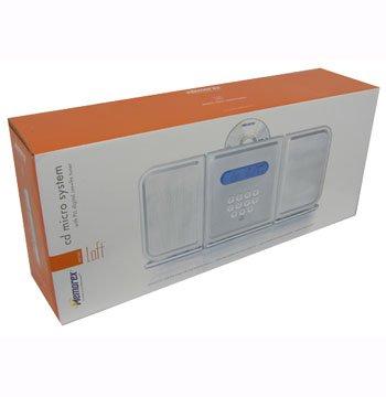 MEMOREX SLOT LOAD CD MICRO SYSTEM