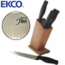 EKCO 6 PIECE KNIFE SET