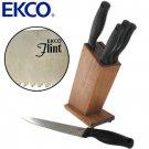 EKCO 6 PIECE KNIFE SET