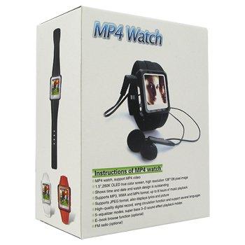DIGITAL MP4 WRIST WATCH
