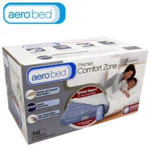 AEROBED FULL SIZE INFLATABLE MATTRESS