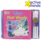 ACTIVE MINDS DISNEY PRINCESS FIRST WORDS WIPE-OFF BOOK