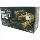 BATTLE TANK RADIO CONTROLLED BATTLE TANK