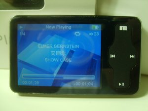 MEIZU M6 SL 8GB MINIPLAYER MP3 PMP + 3 GIFT +FREE SHIPPING