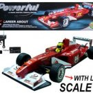 1:6 Large Remote Control Formula 1 Car RC F1 With Lights