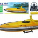 "Remote Control Speed Racing Boat 41"" RC RTT"