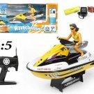Remote Control 1:5 R/C Jet Ski Fast Racing Boat
