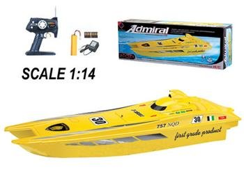 Remote Control 40' Racing Boat Yacht R/C