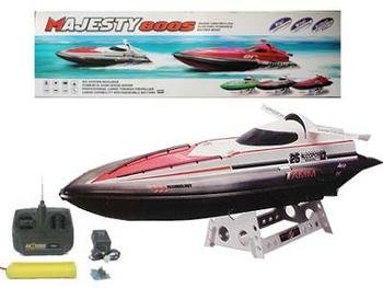 Remote Control Majesty 800s Racing Boat 32' R/C RTR