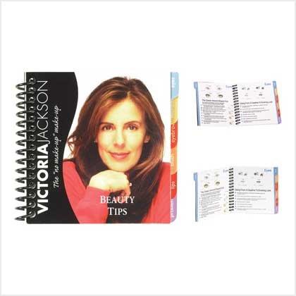 VICTORIA JACKSON BEAUTY TIPS BOOK