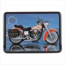 MOTORCYCLE WLL CLOCK  (FREE SHIPPING)