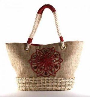 Natural Selection - Khaki/Brown Tote Bag