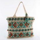 Fiji - Turquoise Small Tote Bag
