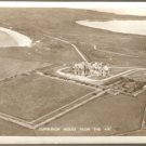 SUMBURGH HOUSE SHETLAND UNITED KINGDOM RPPC 1950 POSTCARD