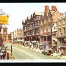 CHESTER BRIDGE STREET CHURCH OF ST PETER 1960s UK ENGLAND UNITED KINGDOM POSTCARD