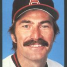 CALIFORNIA ANGELS BOBBY GRICH 1983 CORAL-LEE POSTCARD
