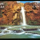 SPLENDID VIEW HAVASU FALLS GRAND CANYON AZ ARIZONA POSTCARD