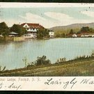 KNICKERBOCKER LODGE FISHKILL NEW YORK 1906 POSTCARD