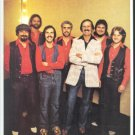 JIMMY C NEWMAN ORIGINAL 1982 GRAND OLE OPRY PIN UP PHOTO