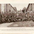 WW1 WORLD WAR 1 DOUGHBOYS DELOUSING 1918 GEOGRAPHIC PHOTO
