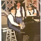 THE VIC WILLIS TRIO ORIGINAL 1982 GRAND OLE OPRY PINUP PHOTO