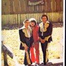 LONZO & OSCAR ORIGINAL 1982 GRAND OLE OPRY PINUP PHOTO