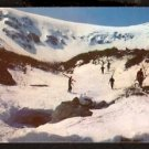 SKIERS TUCKERMAN RAVINE MT WASHINGTON NEW HAMPSHIRE circa 1960