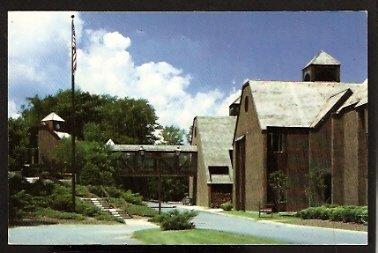 ca 1960 POST CARD NOBLE HORIZONS VILLAGE LOWER COBBLE ROAD SALIBURY CT CONN