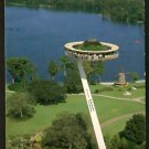 BIRDS EYE VIEW KODAK TOWER CYPRESS GARDENS FLORIDA