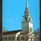 ca 1950/1960 UNITARIAN CHURCH NEWBURYPORT MA