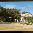 1960 HILLSBORO CLUB SHUFFLEBOARD COURT TENNIS SHOP POMPANO BEACH FLORIDA 736