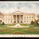 1905 THE WHITE HOUSE & GROUNDS UNDIVIDED BACK UDB 767