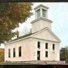 Ca 1960 UNION CHRISTIAN CHURCH PLYMOUTH VERMONT 769