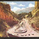 TEMPLE DRIVE TO CAVE OF THE WINDS MANITOU SPRINGS COLORADO 813