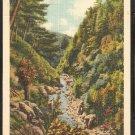 CLARENDON GORGE KILLINGTON LONG TRAIL GREEN MOUNTAINS VERMONT 815