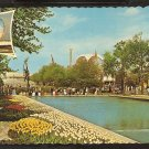 1964 POOL OF REFLECTIONS COURT OF PEACE NEW YORK WORLDS FAIR 823