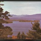 BIRDS EYE VIEW MT WASHINGTON & THE OSSIPEE RANGE LAKE WINNIPESAUKEE NEW HAMPSHIRE 830