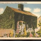 1950 OLD IVY COTTAGE LIBERTY ST NANTUCKET ISLAND MA. 832