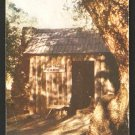 MARK TWAIN'S CABIN MOTHER LODE COUNTRY CALIFORNIA 839