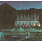 U.S. AIR FORCE ACADEMY CADET CHAPEL COLORADO SPRINGS 844
