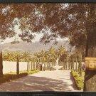 ITALIAN SWISS COLONY WINERY PATIO & STATUE OF BACCHUS 855