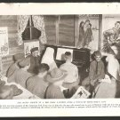 1918 NATGEO PHOTOS WW1 DOUGHBOYS PIANO AT RED CROSS CANTEEN & A SMILING WOUNDED HERO