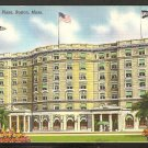 COPLEY PLAZA HOTEL BOSTON MA. LINEN POSTCARD 874