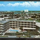 Ca 1960 THE WATERGATE MOTEL CLEARWATER BEACH FLORIDA 876